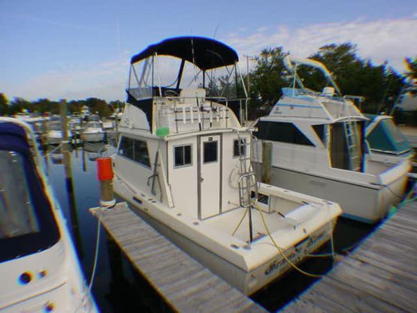 Delta Boats 28 Sport Fisherman DIESEL