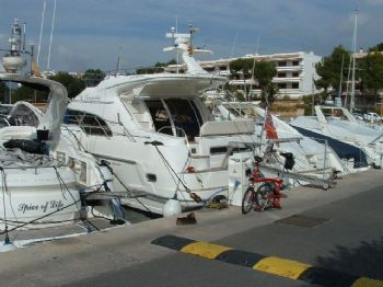 Sealine 410 Statesman Photo 1