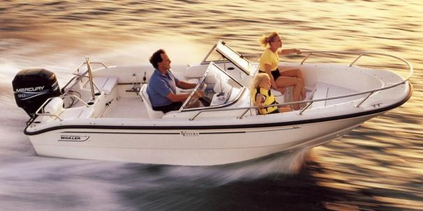 Boston Whaler 16 Ventura Manufacturer Provided Image: 16 Ventura