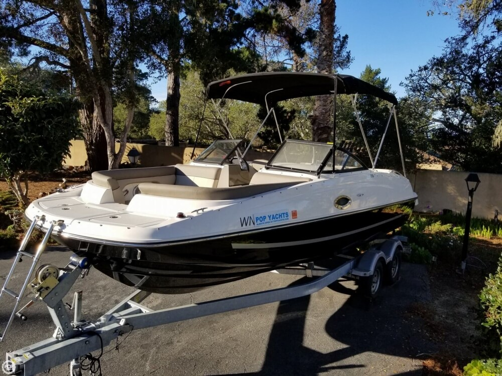 Bayliner 215 Deck Boat 2016 Bayliner 21 for sale in Monterey, CA