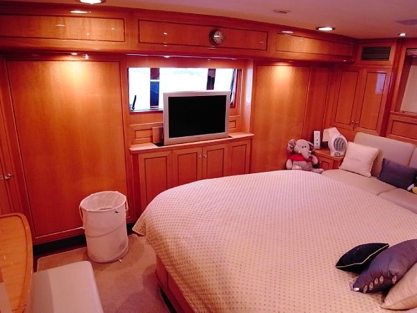Aft cabin/ owners suite