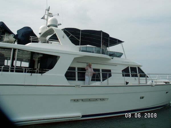 Exterior starboardside view