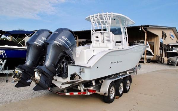 Cape Horn 31XS Center Console 2017-Cape-Horn-31XS-Center-Console-Boat-For-Sale