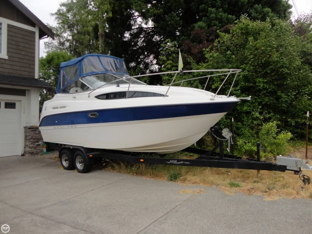 Bayliner 245 2004 Bayliner 245 for sale in Renton, WA
