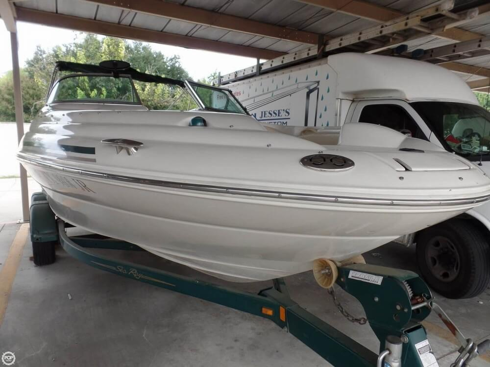 Sea Ray 210 Sundeck 2001 Sea Ray 210 Sundeck for sale in Plano, TX