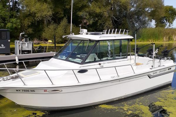 Baha Cruisers 251 Fisherman