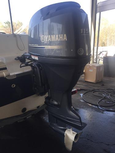 Yamaha Outboards F115XA