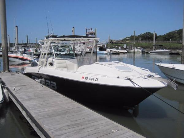Wellcraft 30 Scarab Sport