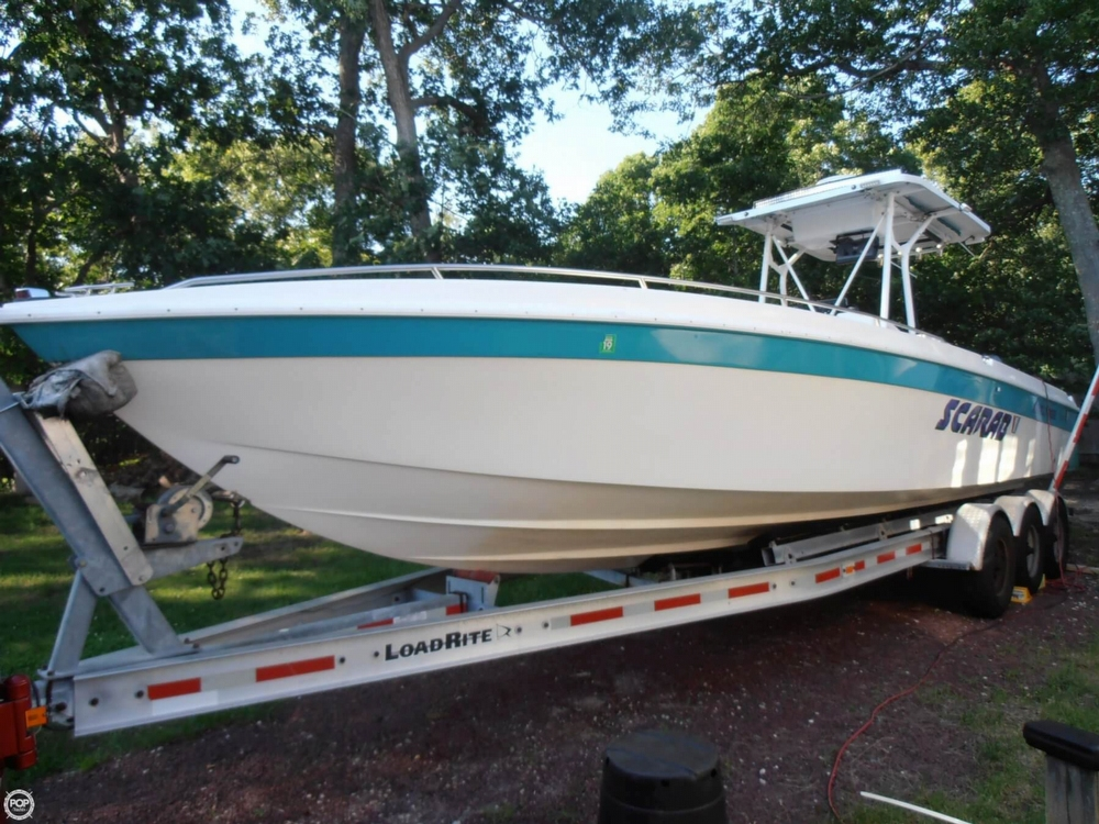 Scarab Sport 30 1994 Scarab Sport 30 for sale in Speonk, NY