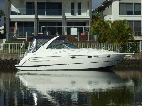 Maxum 3300 SE Sports Cruiser