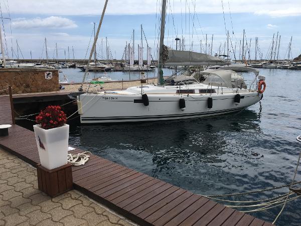 Hanse 385 Hanse 385 'Clouded Pearl'