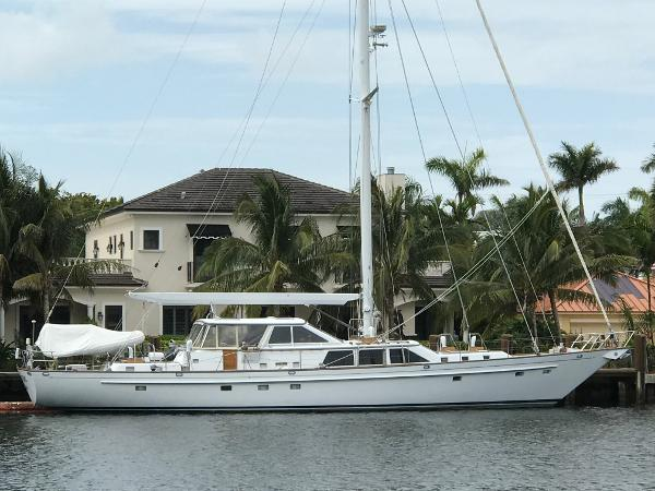 Alden Performance Sailboat