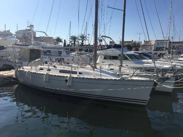 Jeanneau Sun Odyssey 34.2 Jeanneau sun odyssey 34.2