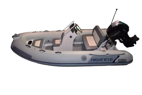 Highfield OM 390 PVC Port