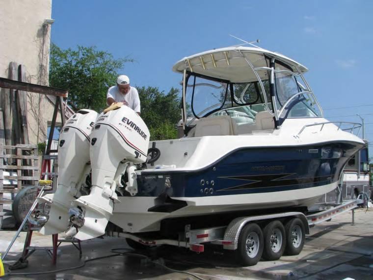 HydraSports Boats Hydra Sport 2900 VX