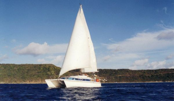 Prout Catamarans Snowgoose 37