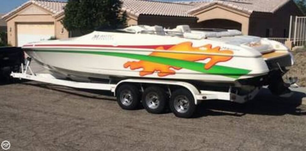 Magic Wizard 29 XL 2001 Magic Wizard 29 XL for sale in Lake Havasu, AZ