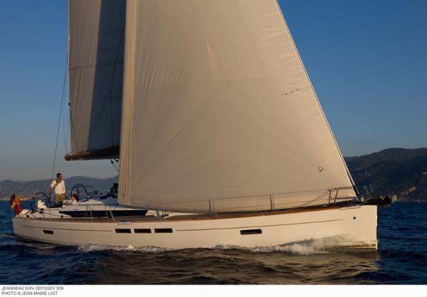 Jeanneau 519 Sun Odyssey