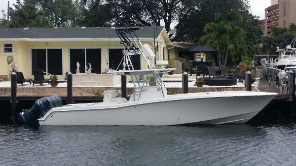 Invincible 36 Open Fisherman with 2016 Engines Under Warranty