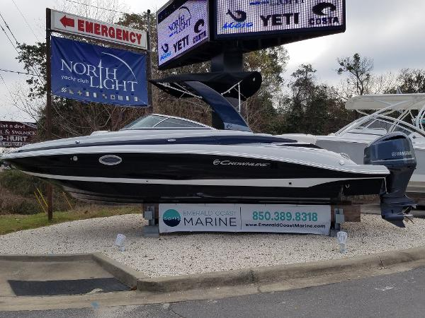 Crownline Eclipse E6 XS