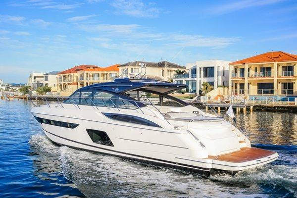 Princess V58 Open Sports Cruiser