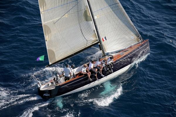 Latitude 46 Tofinou 12 Sailing