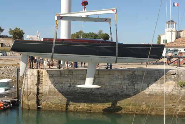 Latitude 46 Tofinou 12 Hull