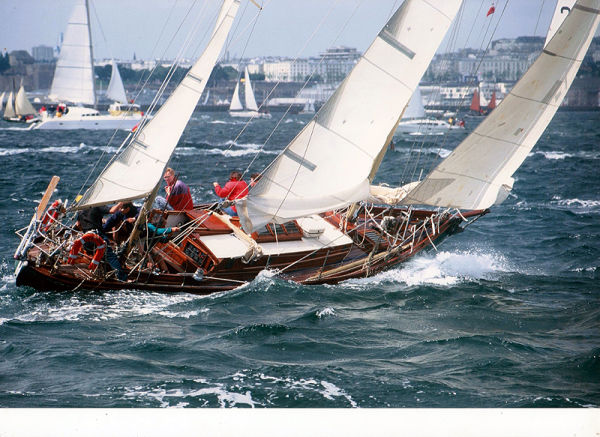 J Pain Clark  39 ft Classic Ketch Photo 1