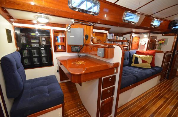 Morris Yachts 42 Port