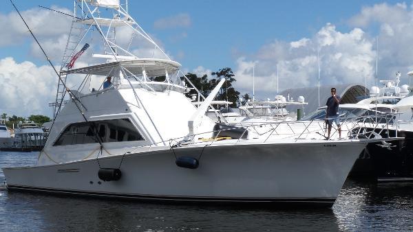 Ocean Yachts Sport Fisherman Profile