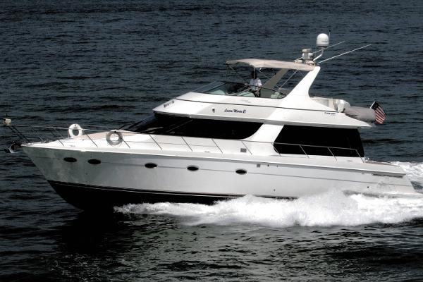 Carver 53 Voyager Pilothouse