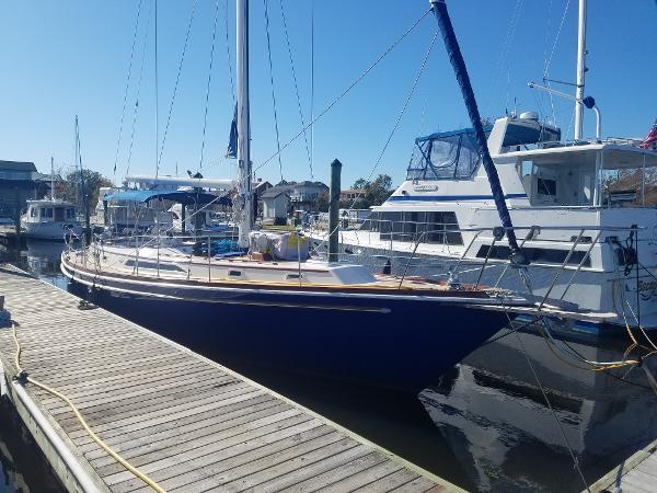 Gulfstar MK II Sloop