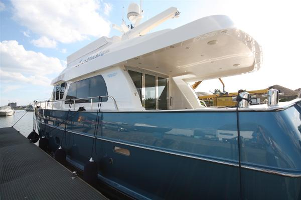 Wim Van der Valk Continental Trawler 20.0 m