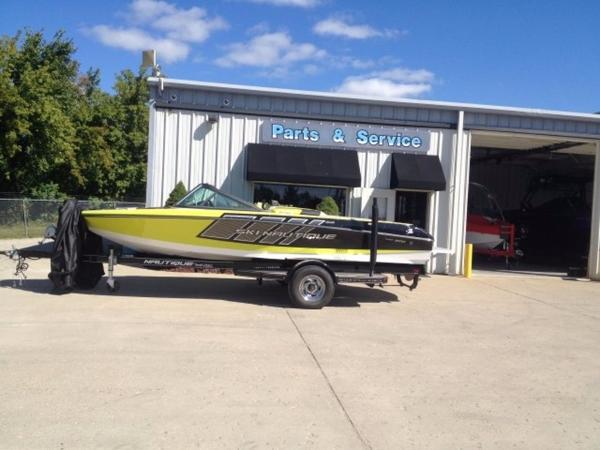 Nautique Ski Nautque 200 Team Edition Open Bow