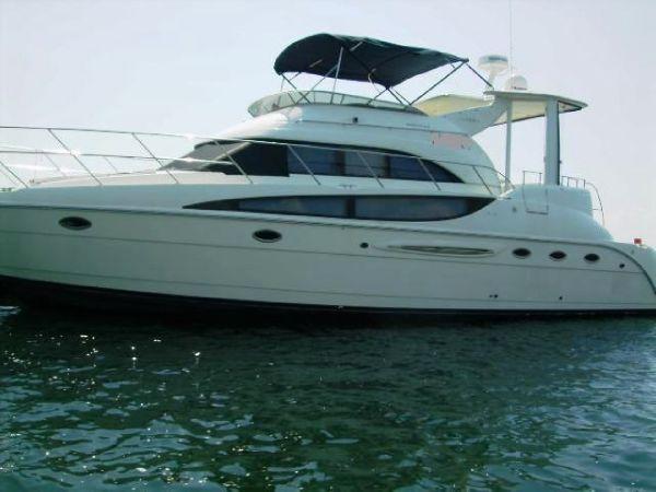 Meridian 459 Motoryacht Meridian 459 - Flybridge Motor Yacht