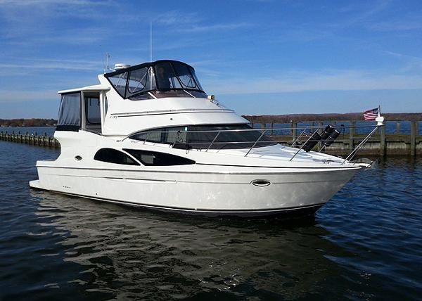 Carver 41 Cockpit Motor Yacht Carver 441 CMY