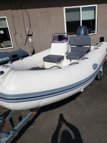 Brig Inflatables Falcon 420