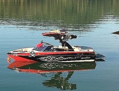 Malibu 20 VTX Wakesetter 2007 Malibu 20 VTX Wakesetter for sale in Grants Pass, OR