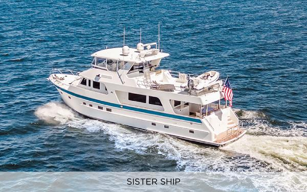 Outer Reef Yachts 720 MY