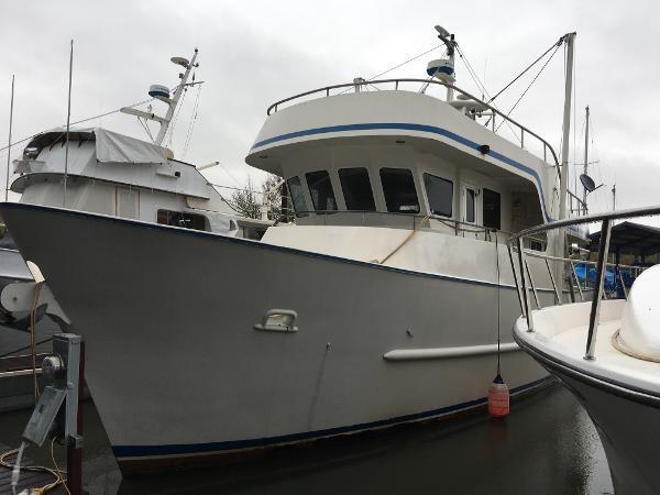 Custom Long Range Trawler