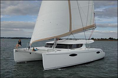 Fountaine Pajot Orana 44 Grand Large Manufacturer Provided Image: Fountaine Pajot Orana 44