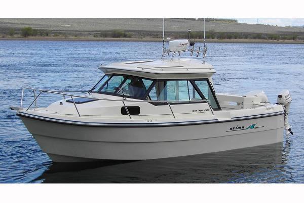 Arima Sea Legend 22 Manufacturer Provided Image