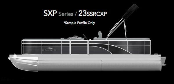 Bennington 23 SSRCXP