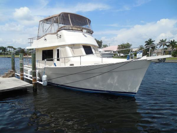 Mainship 340 Trawler