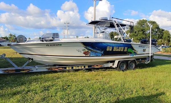 Marlin 350 Sport Fish