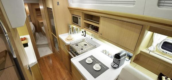 Gunfleet 43 Galley