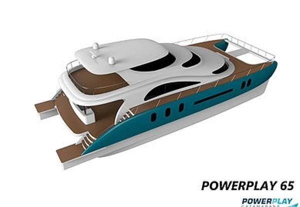 Powerplay Catamaran 65