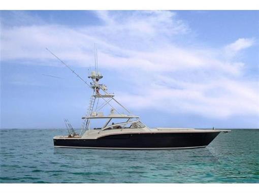 Donzi Marine 58' EXPRESS Main Profile