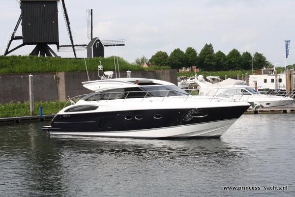 "Princess V57 ""Pura Vida""  VAT PAID"