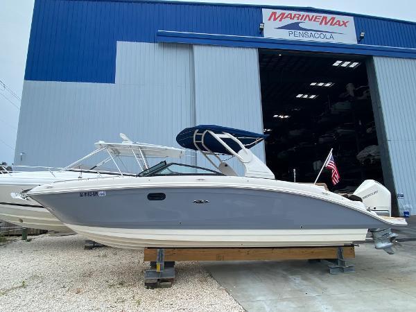 Sea Ray 270 SDX-OB